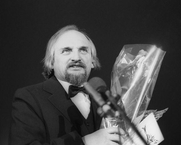 Композитор Геннадий Гладков, 1990 год