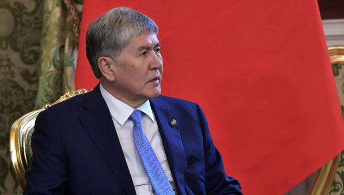 Фальшивые справки: экс-президенту Киргизии дали 11 лет