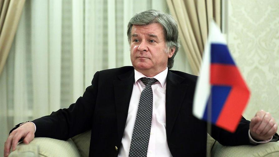 Посол Александр Петров