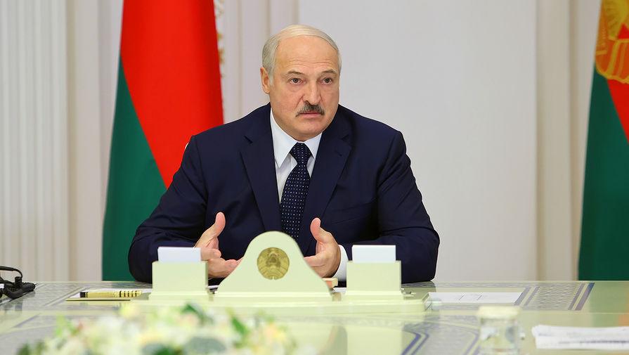 Лукашенко: забастовки в Белоруссии спонсируют Польша и Литва