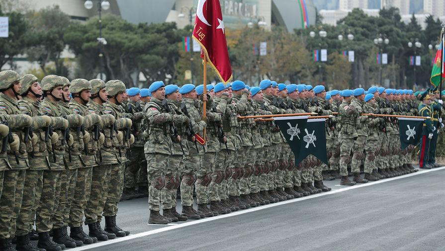 Sputnik: вБаку неверно перевели заявление Турции «о планах создать тюркскую армию» - Газета.Ru