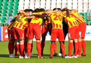 Клятва верности футболистов «Алании»