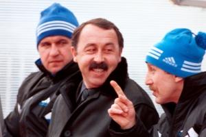 Валерий Газзаев — главный тренер московского «Динамо»