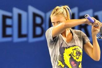 Мария Шарапова надеется повторить на Australian Open успех 2008 года