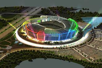 Стадион в Баку станет одним из самых дорогих в мире