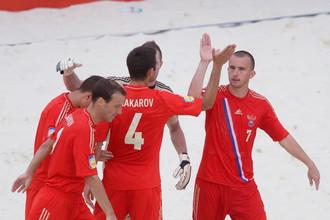 Россияне переиграли французов в последнем матче второго группового этапа