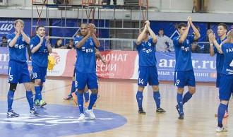 «Динамо» попытается еще раз выиграть минифутбольный еврокубок