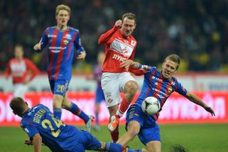 21 апреля в «Лужниках» состоится очередное противостояние между ЦСКА и «Спартаком»