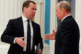 Владимир Путин подготовил для Дмитрия Медведева запасную вакансию в Санкт-Петербурге