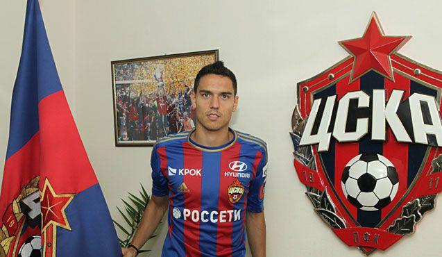 Георги Миланов стал игроком ЦСКА.