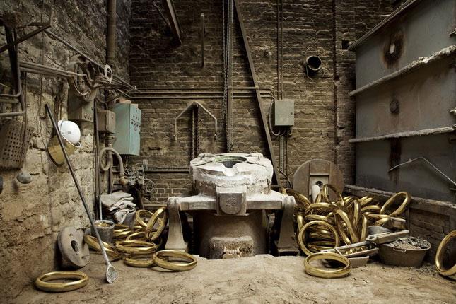Марк да Кунья Лопес (Франция). «Сделано из мифа». 2009. Фотография