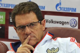 Фабио Капелло долго думал над продлением контракта с РФС