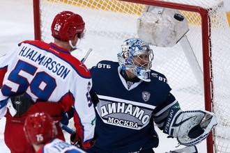 ЦСКА продолжает лидировать в КХЛ после победы над земляками из «Динамо»