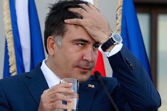 «Ты одессит, Мишико»: Саакашвили в Одессе
