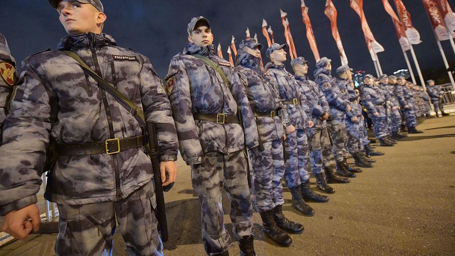 Ъ: десять генералов покинут Росгвардию