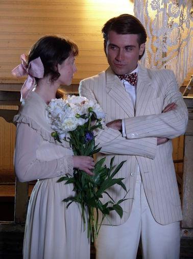 Кадр из сериала «Легенда об Ольге» (2009)