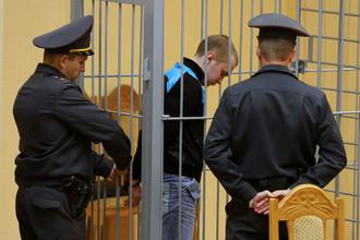 Дмитрий Коновалов, один из обвиняемых по делу о взрыве в минском метро