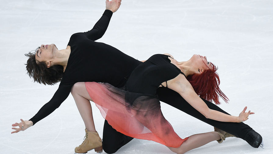 Загорски и Гурейро лидируют после ритм-танца в финале Кубка России