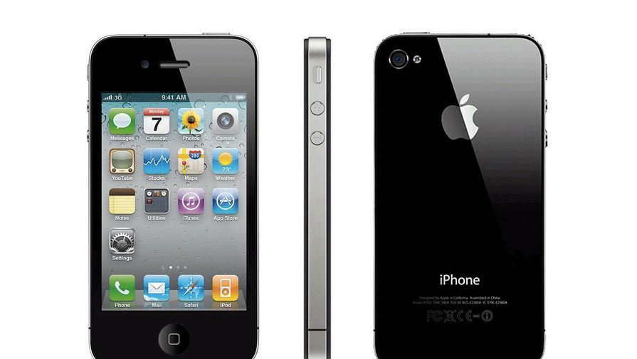 iPhone 4 (2010 год)