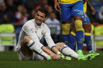 «Реал» вырвал ничью в матче с «Лас-Пальмасом»
