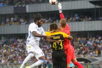 Киевское «Динамо» играет в гостях с «Янг Бойз» из Швейцарии