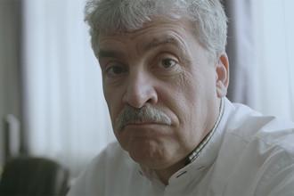 Павел Грудинин сдержал слово и сбрил усы, 24 марта 2018 года