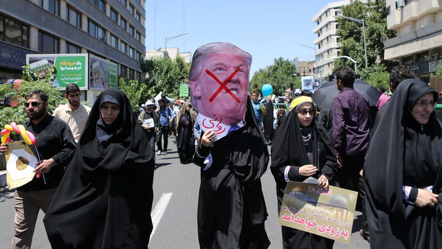 CNBC: Китай проигнорирует антииранские санкции США