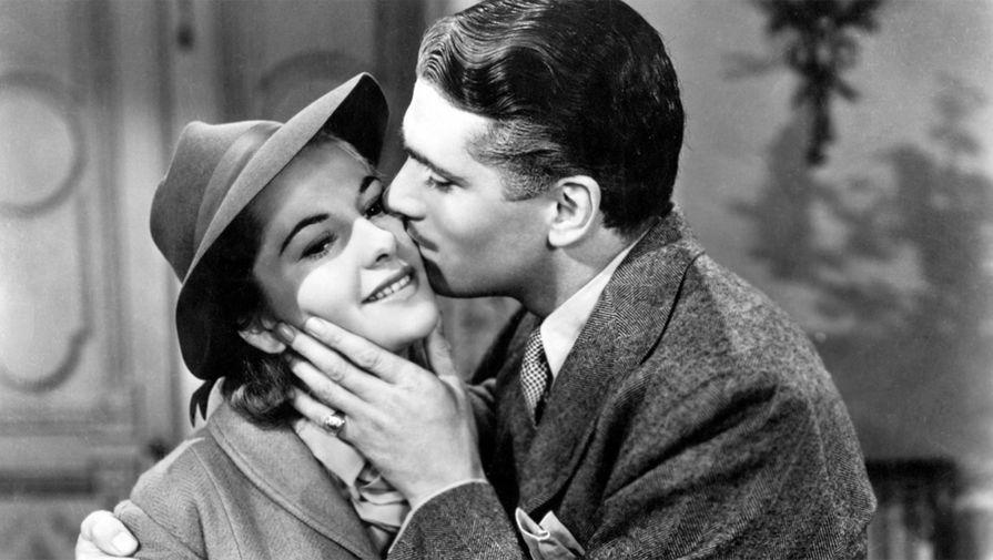 Кадр из фильма «Ребекка» (1940)