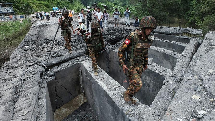 В ООН обвиняют Мьянму в военных преступления против мирного населения - Газета.Ru