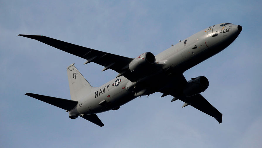 Разведка в Сирии: самолет США подлетел к базам России