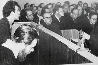 Судебный процесс против писателей А. Д. Синявского и Ю. М. Даниэля