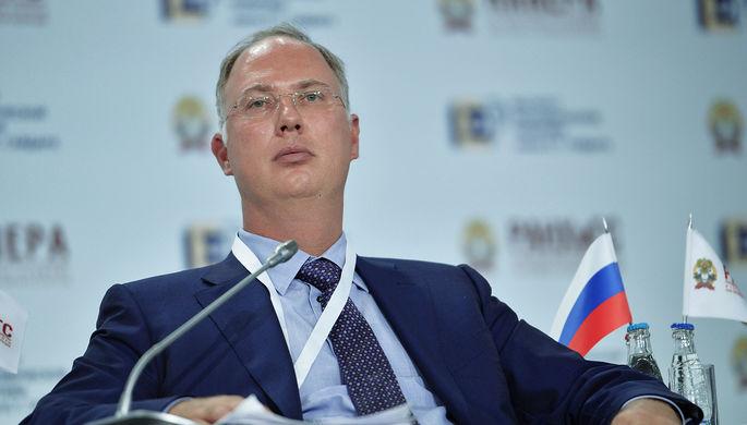 Председатель совета директоров АФК «Система» Владимир Евтушенков на культурном форуме в Санкт-Петербурге, 2017 год