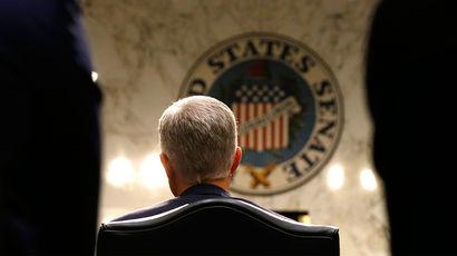 В сенате США представили первый устный отчет о расследовании по России
