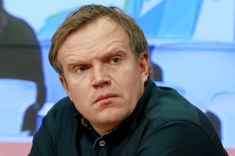 Денис Тихомиров, глава Федерации сноуборда России