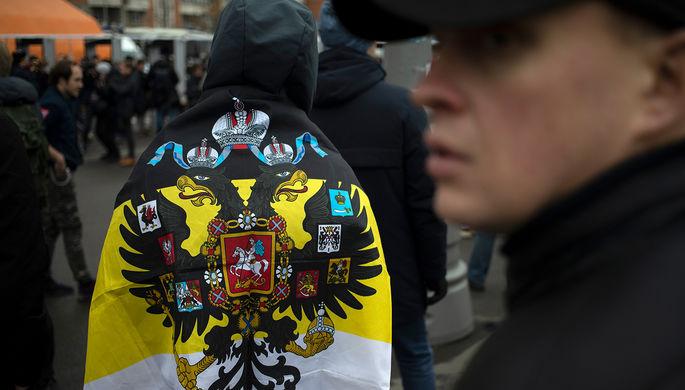 Удобная цель: почему США преследуют русских монархистов