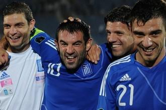 Сборная Греции не проигрывает с чемпионата мира в ЮАР