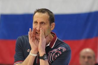 Блатт объявил состав сборной России на Игры-2012