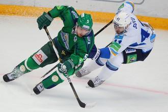 «Салават Юлаев» одержал четвертую победу над «Барысом» и вышел в полуфинал Кубка Гагарина