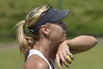 Первая ракетка России — теннисистка Мария Шарапова