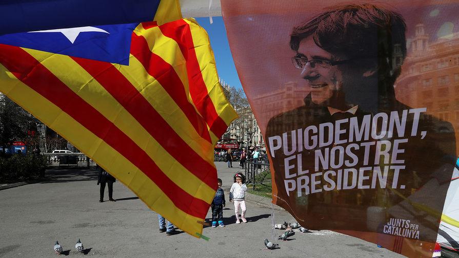 Р�сточники сообщили РѕР·Р°РґРµСЂР¶Р°РЅРёРё СЌРєСЃ-главы правительства Каталонии Пучдемона