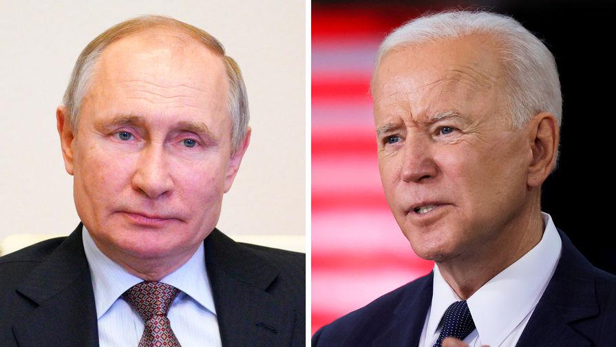 В Кремле предложили не гадать на кофейной гуще, где Путин встретится с Байденом
