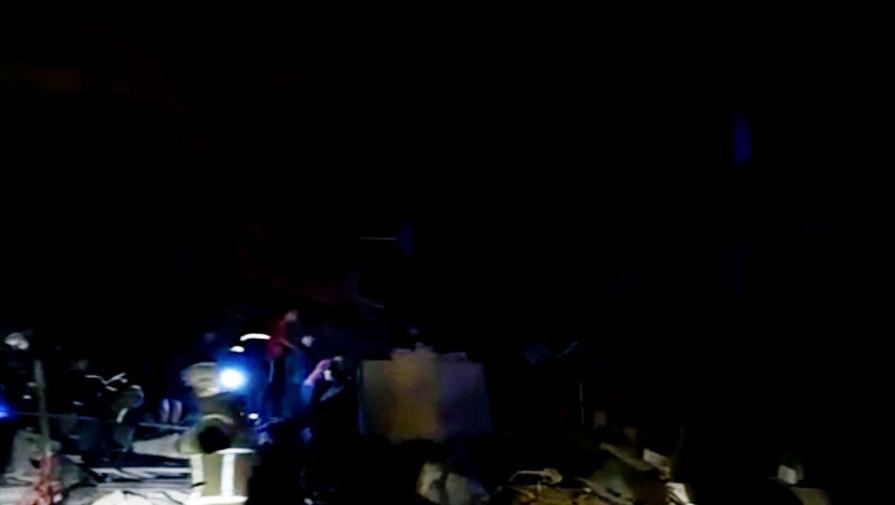 Прокуратура начала проверку после взрыва газа в доме под Ельцом