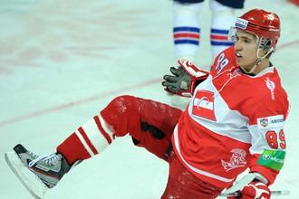 Александр Хохлачев больше не будет играть за «Спартак»