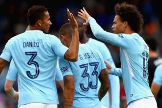 «Борнмут» и «Манчестер Сити» встречаются в третьем туре чемпионата Англии