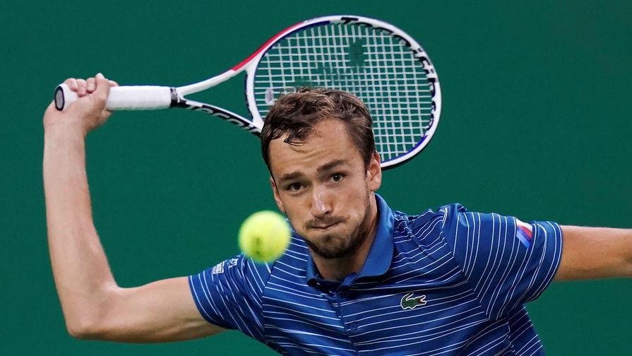 Медведев намерен обогнать Федерера по количеству трофеев