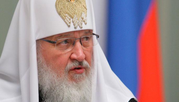 «Нет даже капли правды»: патриарх рассказал о «миллиардах»