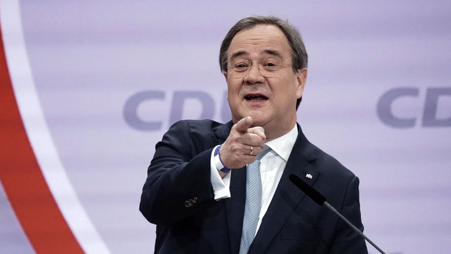 Главу правящей партии ФРГ обвинили в симпатии к России