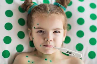 Вакцина вместо зеленки