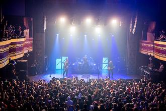 Выступление группы Metallica в Нью-Йорке, 28 сентября 2016 года