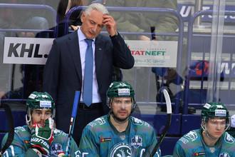 «Ак Барс» проиграл «Авангарду» в день рождения своего тренера Зинэтулы Билялетдинова
